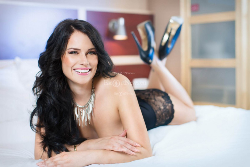 Escort Tiffany  - best girls in Prague