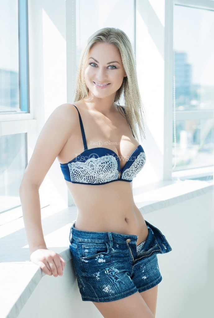 Escort Gabrielle - best girls in Prague